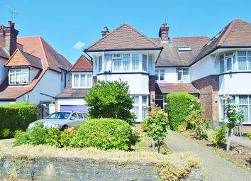 Thumbnail 5 bedroom semi-detached house for sale in Armitage Road, Golders Green, London
