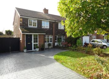 Thumbnail 3 bed semi-detached house for sale in Meadfield Road, Slough, Berkshire