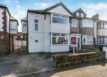 Thumbnail 3 bed semi-detached house for sale in Dorbett Drive, Liverpool, Merseyside