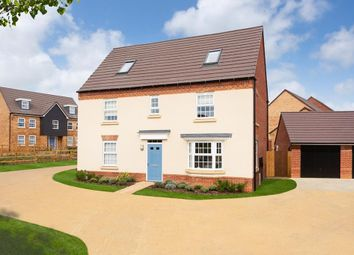 "5 bed detached house for sale in ""Moorecroft"" at Carters Lane, Kiln Farm, Milton Keynes MK11"