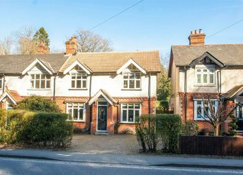 Thumbnail 2 bedroom cottage for sale in Minley Road, Fleet
