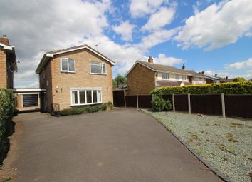 Thumbnail 3 bed detached house for sale in Captains Lane, Barton Under Needwood, Burton-On-Trent
