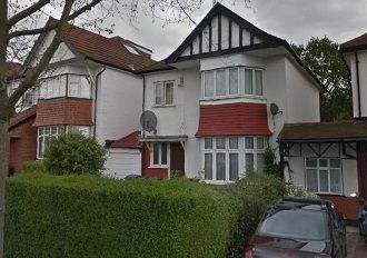 Thumbnail 5 bed semi-detached house to rent in Cheyne Walk, Hendon