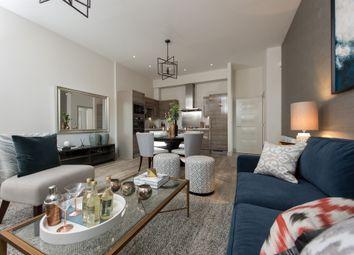 Thumbnail 2 bed flat for sale in Watton Point, Ellerton Road, Surbiton