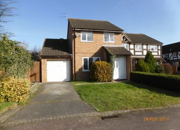 Thumbnail 3 bed detached house to rent in Holmer Crescent, Up Hatherley, Cheltenham