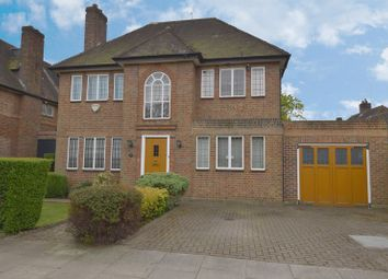 Thumbnail 5 bed detached house for sale in Meadway, Hampstead Garden Suburb