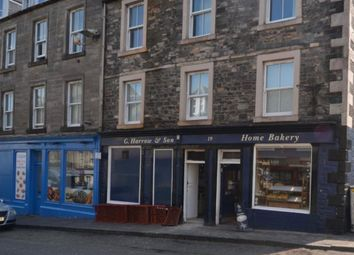 Thumbnail 1 bed flat for sale in 19A, Howegate Hawick