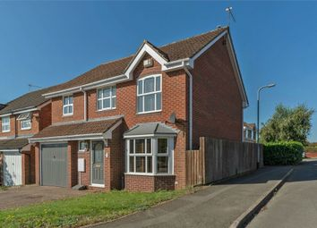 Thumbnail 4 bed detached house for sale in Church Close, West Haddon, Northampton