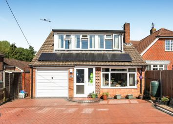 Thumbnail 3 bed bungalow for sale in Rownhams Road, North Baddesley, Southampton