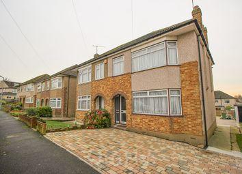 Thumbnail 3 bed semi-detached house for sale in Knightbridge Walk, Billericay
