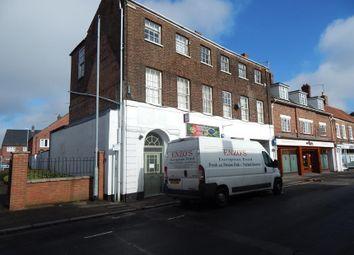Thumbnail 1 bed flat for sale in Flat 4, 78 Norfolk Street, Kings Lynn, Norfolk