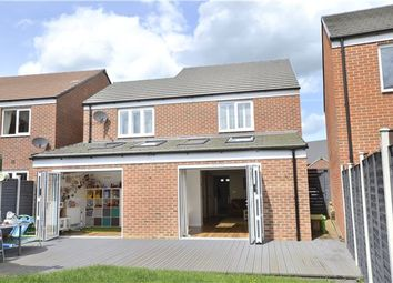 Thumbnail 4 bed detached house for sale in Regent Close, Brockworth, Gloucester