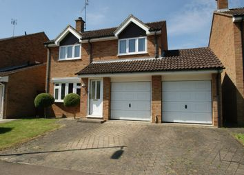Thumbnail 4 bed detached house for sale in The Paddock, Thorley, Bishop's Stortford