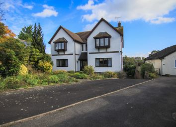 Thumbnail 4 bed detached house for sale in Bryncelyn Close, The Bryn, Abergavenny, Monmouthshire