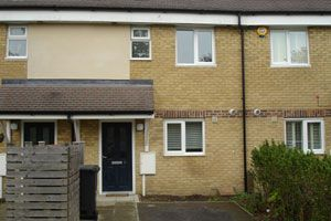 Thumbnail 3 bed terraced house to rent in Belts Wood, Park Wood, Maidstone