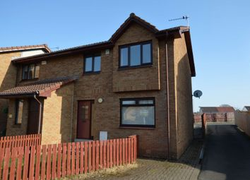 Thumbnail 3 bed terraced house to rent in Dave Barrie Avenue, Larkhall, South Lanarkshire
