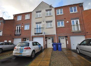 Thumbnail 3 bed town house to rent in Milton Street, Burton-On-Trent