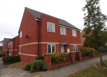 Thumbnail 4 bed detached house for sale in Timken Way South, Duston, Northampton, Northamptonshire