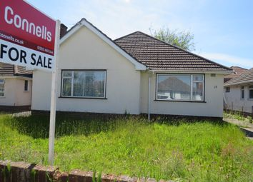 Thumbnail 3 bed detached bungalow for sale in Croft Road, Christchurch