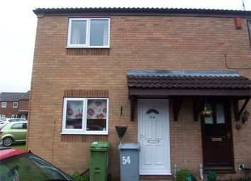 Thumbnail 2 bedroom semi-detached house to rent in Vera Crescent, Rainworth, Mansfield, Nottinghamshire