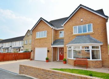 Thumbnail 5 bed detached house for sale in Winston Close, Moresby Parks, Whitehaven