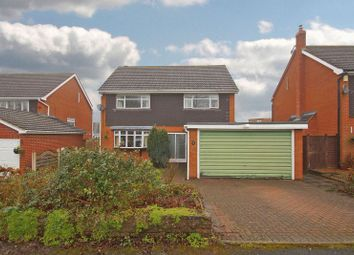 Thumbnail 4 bed detached house for sale in Avenue Road, Astwood Bank, Redditch