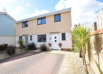 Thumbnail 3 bedroom semi-detached house for sale in Keel Avenue, Portishead, Bristol