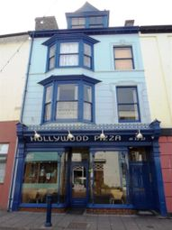 Thumbnail 1 bed flat to rent in Pier Street, Aberystwyth