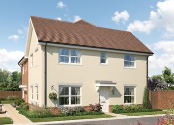 Thumbnail 3 bed link-detached house for sale in Old Guildford Road, Broadbridge Heath, Horsham