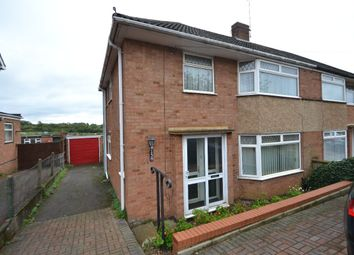 Thumbnail 3 bed semi-detached house to rent in Eastern Avenue North, Kingsthorpe, Northampton