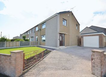 Thumbnail 3 bed end terrace house for sale in Mill Hill, Cleator Moor