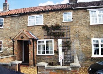 Thumbnail 2 bed cottage to rent in Southery, Downham Market