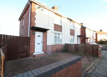 Thumbnail 2 bed semi-detached house for sale in Ecgfrid Terrace, Jarrow