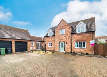 4 bed detached house for sale in Riverside Close, Scarning, Dereham NR19