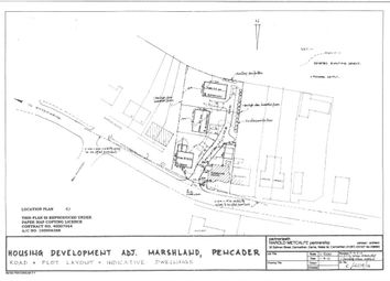Thumbnail 3 bed detached house for sale in Pencader, Pencader