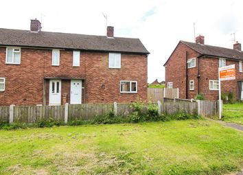 Thumbnail 2 bed semi-detached house for sale in Ringwood Avenue, Chesterfield