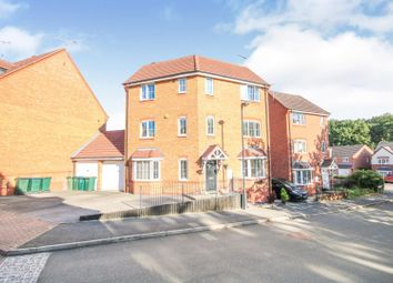 Thumbnail 5 bed link-detached house for sale in Riverslea Road, Coventry