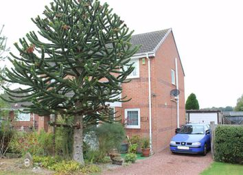 Thumbnail 2 bed semi-detached house for sale in Hardwick Close, Blackwell, Alfreton