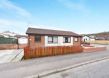 Thumbnail 3 bed semi-detached bungalow for sale in Dublin Road, Darvel