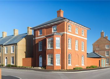 Thumbnail 4 bed detached house for sale in Marsden Street, Poundbury, Dorchester