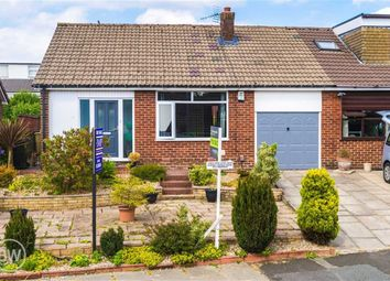 Thumbnail 3 bed semi-detached bungalow for sale in Molyneux Road, Westhoughton, Bolton