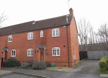 Thumbnail 4 bed end terrace house for sale in John Lee Road, Ledbury