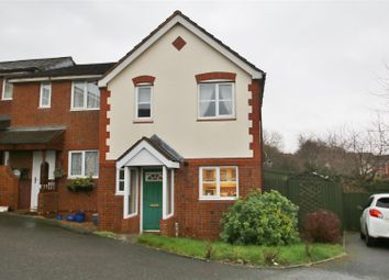 Thumbnail 3 bed end terrace house to rent in Augustus Way, Lydney