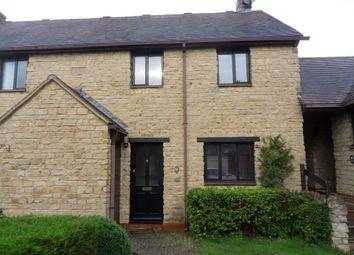Thumbnail 3 bedroom terraced house to rent in Cross Lane, Weston Underwood