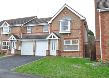 Thumbnail 3 bed end terrace house for sale in Calder Close, Droitwich