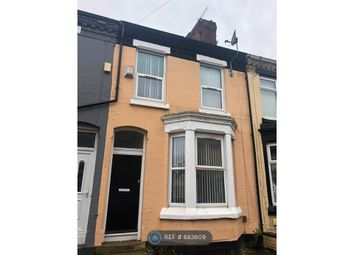 Thumbnail 3 bed terraced house to rent in Newcombe Street, Liverpool