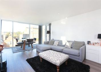 Thumbnail 2 bed flat for sale in Spectra Apartments, Spectrum Way, Wandsworth, London