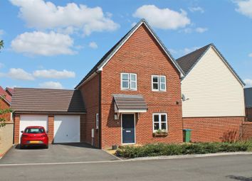 Thumbnail 3 bed detached house for sale in Newton Avenue, Aylesbury