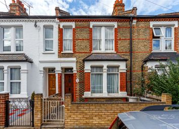 Percy Road, London W12. 3 bed terraced house
