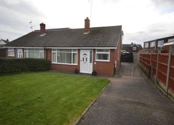 Thumbnail 2 bed bungalow for sale in Heaward Close, Shavington